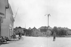 Lyngdal sentrum 15. juli 1959